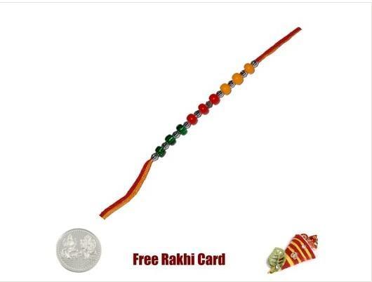 Mauli Beads Rakhi