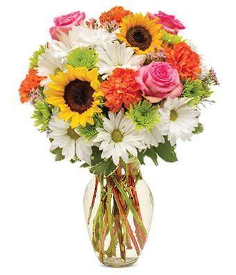 Hello Spring Bouquet