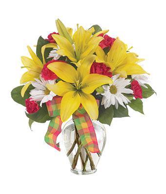 Flower Celebrations Bouquet