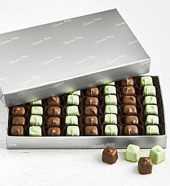 Mint Flavored Chocolate