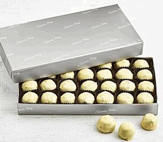 Creamy Dark Chocolate Box