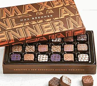 Max Brenner Chocolate Box