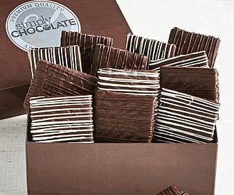 Simply Chocolate Grahams